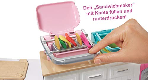 Ensemble de Cuisine Barbie Ultime - FRH73 - 3