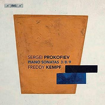 Prokofiev: Piano Sonatas Nos. 3, 8 & 9