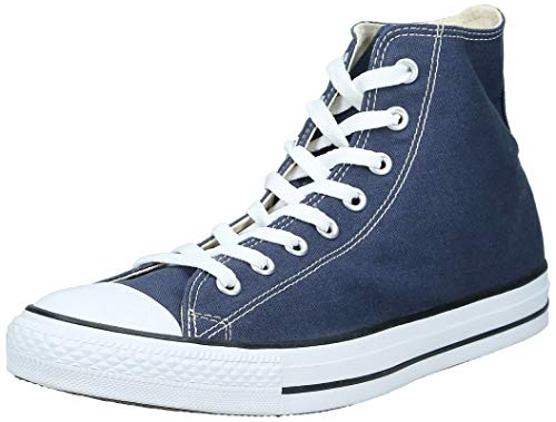 Converse Unisex-Kinder C. Taylor All Star Youth Hi 3J2 Sneaker, Blau Navy, 28 EU