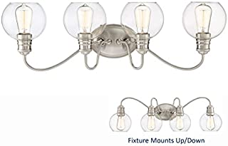 WAC Lighting WS-6117-35-CH DweLED Soho 17in LED Bathroom Vanity /& Wall 3500K in Chrome Light Fixture 17 Inches,