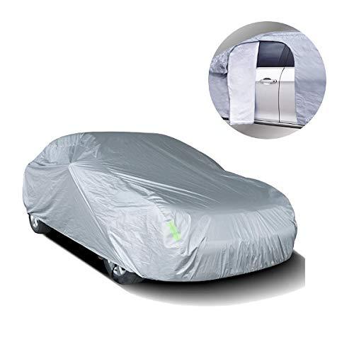 EMMEA Telo Copri Auto Felpato Compatibile con Mini Countryman 10  COPRIAUTO Cover Impermeabile Anti Strappo Lavabile E AntiGraffio