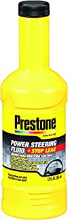 Prestone AS262 Power Steering Fluid with Stop Leak - 12 oz.