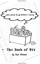 ...and piles to go before I sleep - The Book of Wit