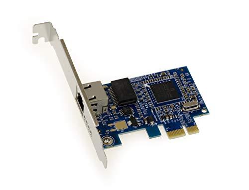 Kalea Informatique PCIE Gigabit Ethernet, Chipsatz Broadcom NetXtreme BCM5751, PXE / BOOT Network Card (Netzwerkboot)