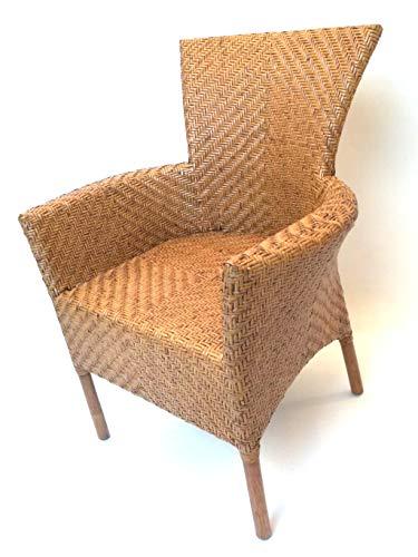 Sessel/Stuhl Rattansessel Modell Denver - Peel