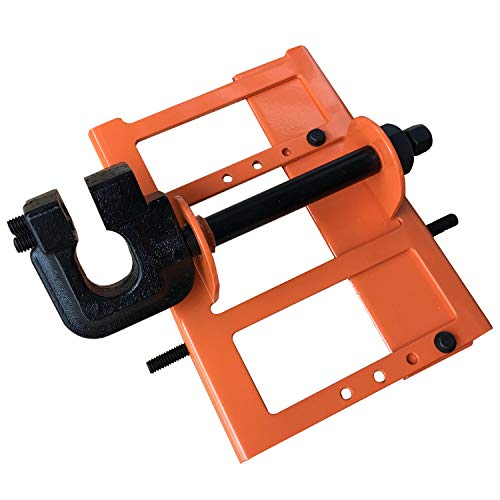 Lumber Cutting Chainsaw Mill/Portable Timber Chainsaw Attachment Cutting Milling Wood