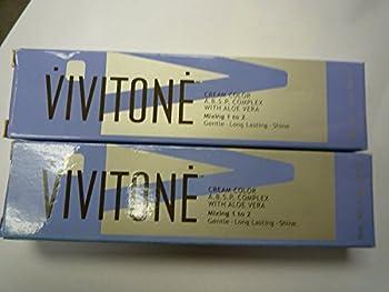 Vivitone Cream Hair Color 7RC RED COPPER
