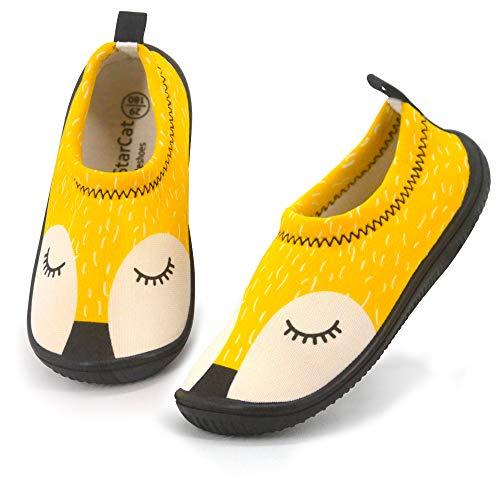 Dream Bridge Chaussures de Plage pour Enfants Chaussures Aquatiques Garçons Filles Chaussures de Natation antidérapantes Breachable Barefoot Aqua Skin Chaussures pour Enfants Piscine Sport balnéaire