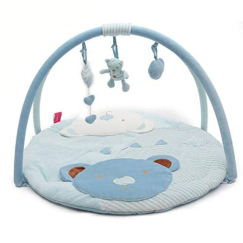 Great Price! Educational Toys Baby Blanket, Baby Game Blanket Baby Fitness Rack Baby Crawling Mat Ch...