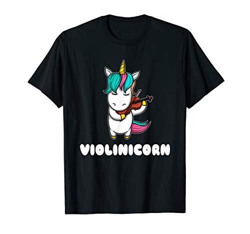 Violinicorn Einhorn mit Geige