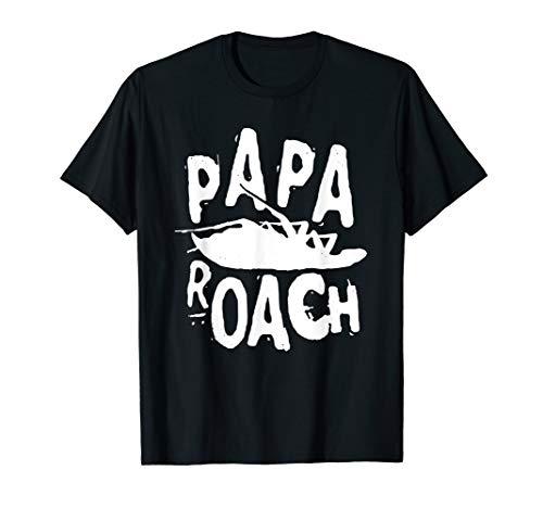 Papa Roach - Classic Infest Logo - Official Merchandise T-Shirt