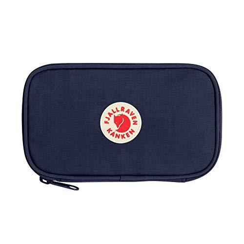 Fjallraven Kånken Travel Wallet Wallets and Small Bags, Unisex Adulto, Navy, OneSize