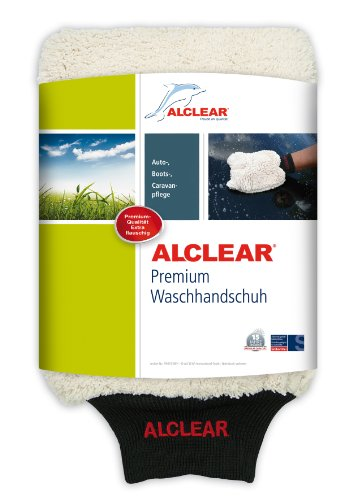 ALCLEAR International GmbH Mikrofaser Handschuh zum