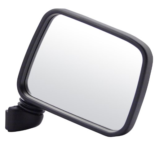 Pilot 6840111 Isuzu Pickup Chrome Manual Replacement Passenger Side Mirror