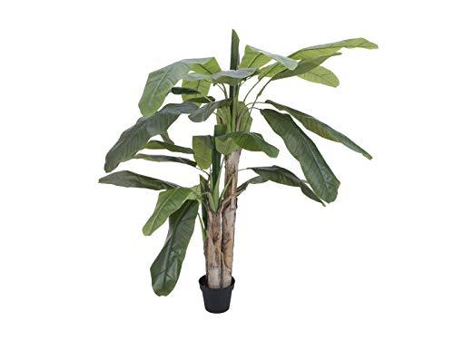 artplants.de Platanera Artificial Makani, 170cm - Palmera - Palma sintética