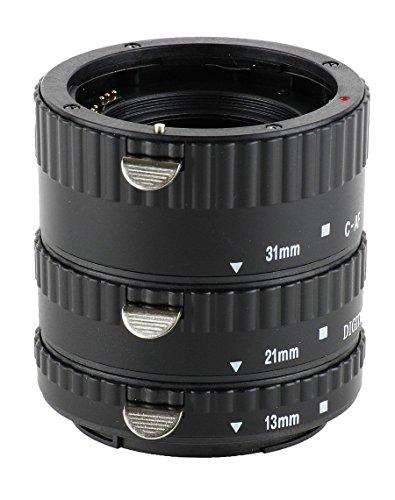 De extensión automático 3Teilig 31mm, 21mm y 13Millimeter para macrofotografía...