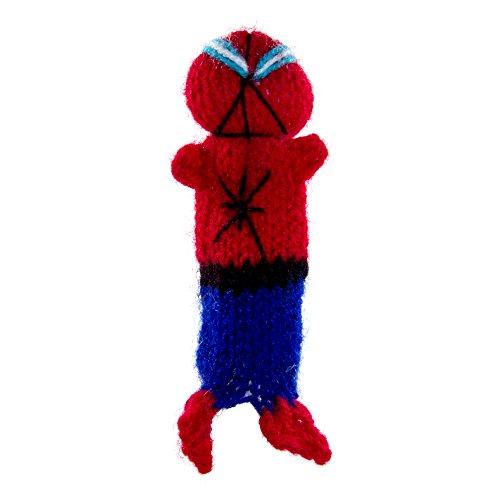 Finger Poup/ée Yoda Cirque Jouets pour jouer et apprendre handgestrickt de coton doux pour b/éb/é et enfants