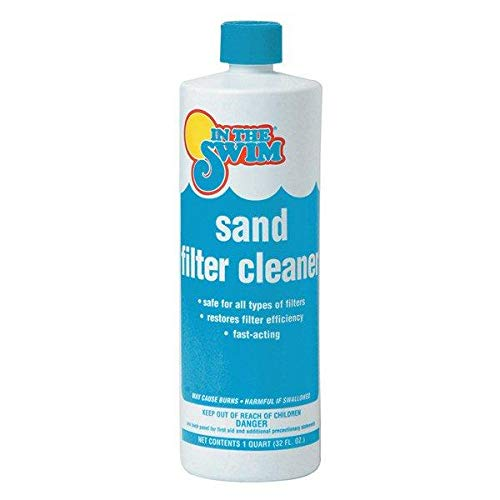 In The Swim Liquid Pool Sand Filter Cleaner - 1 qt.
