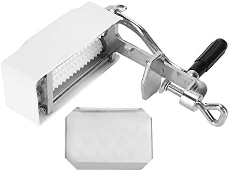 Cerlingwee Manual Meat Tenderizer Easy Disassembly Clamp On Design Meat Tenderizer Kitchen Supplies product image