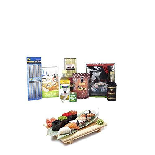Cocinista Kit para Hacer Sushi De Luxe