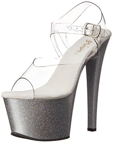 Pleaser SKY-308MG Plateau sandalen voor dames