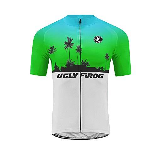 Bikewear Stagione Estiva Uomo Sport e Tempo Libero Abbigliamento Ciclismo Magliette Manica Corta