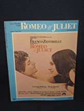 Love Theme From Romeo & Juliet - Regular Piano Solo Sheet Music - Leonard Whiting & Olivia Hussey