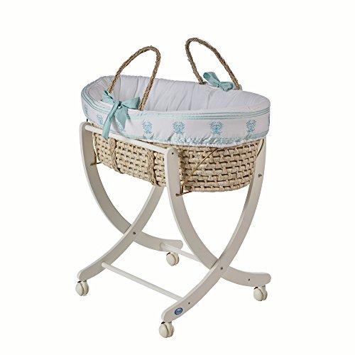 Imagen del producto de la cesta Moisés Isabella de Pali Designs