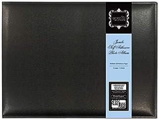 "Grant Studios Magnetic' Jumbo Photo Album, 38cm Length x 30.5cm High (15""x12"") with PhotoGuard (Acid Free) and Patented Sn..."