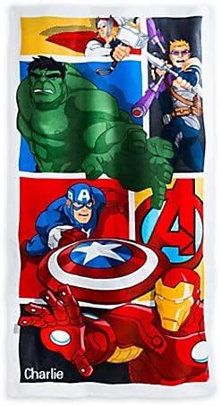 Capitán América - Toalla de playa para niños, diseño de Los Vengadores, toalla de playa decorativa para niños y niñas, regalos para niños (Captain2, 150 cm x 200 cm)