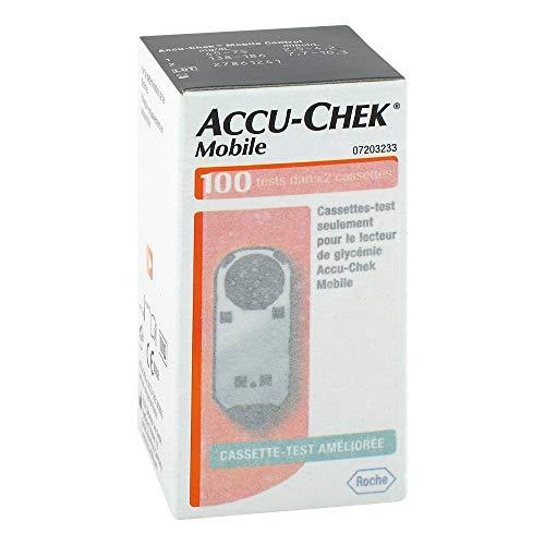 ACCU CHEK Mobile Testkassette 100 St