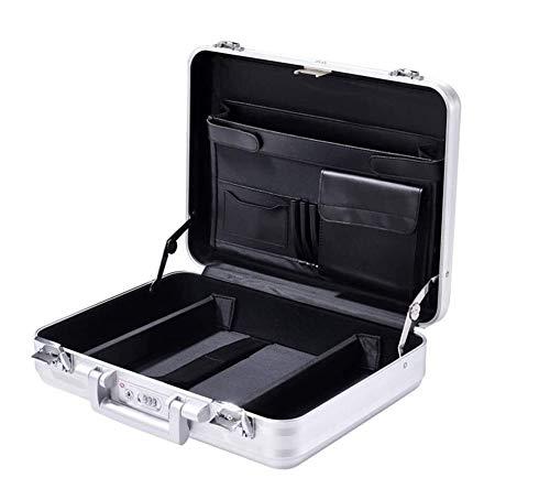 Fácil de llevar la caja de herramientas caja de aluminio del vuelo,...