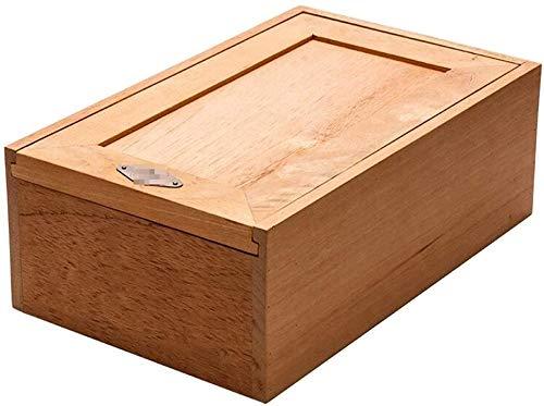Chunjiao Sigarenhumidors - Full Cedar Champagne Box Alcohol Box Original Humidors for Cigar Cases 40 Vergiftigingen Sigarenkistje, hydraterend