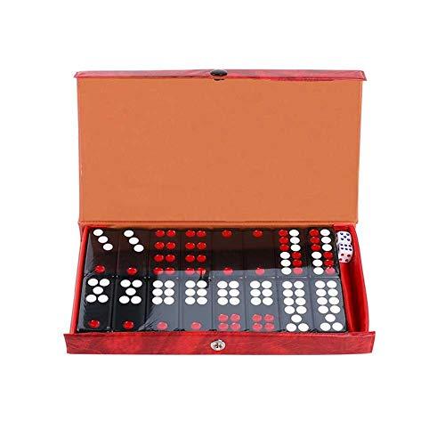 SOAR Tablero de ajedrez PAI Gow Set, China PAI Gow Casino Game Party, PAI Gow Tarjetas Grandes para Frotar Las Manos para El Hogar para Adultos, 32 Hojas (Size : 16#)