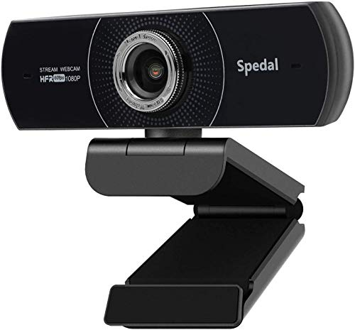 Webcam 1080P 60Fps Marca Spedal