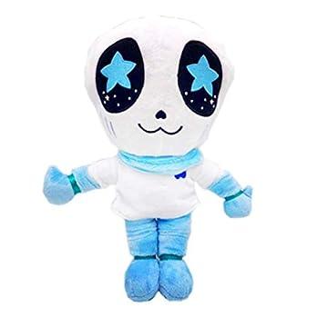 YAUYUOO Undertale Plush Doll,Stuffed Plushies Toy for Kid-Asgore Dreemurr,Toriel,Raisel,Pupyrus,Sans,Lancer  C