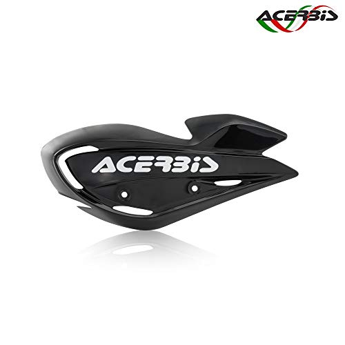 Acerbis 0010884.090RIC.plástico–cubremano único ATV Negro