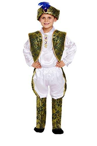 DISFRAZ INFANTIL Indio Príncipe Grande 10-12 AÑOS