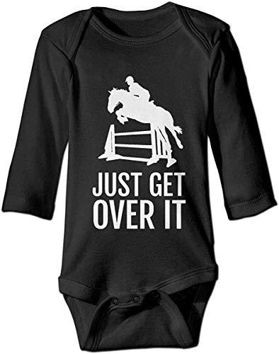 Just Get Over It - Body de manga larga para bebé