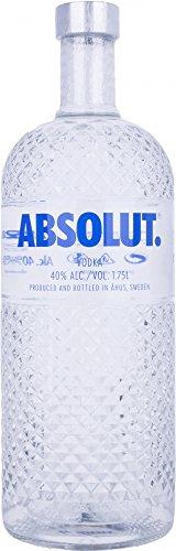 Medidas De Una Botella De Absolut Vodka