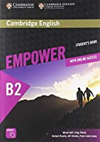 Cambridge English Empower Upper Intermediate Student's Book Pack with Online Access, Academic Skills and Reading Plus