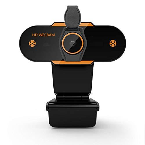 Feicuan HD Webcam 1080P con Cubierta de privacidad, PC Laptop Webcam con...
