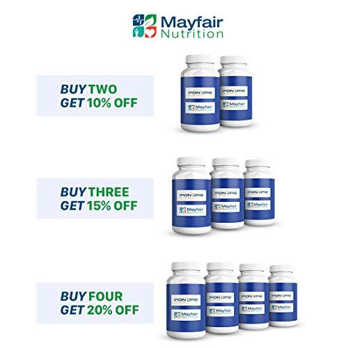 CLA – 1000 bis 3000 mg Pro Dosis – 120 Softgel-Kapseln für Super Muskelaufbau – Unterstützt die optimale Körperzusammensetzung – Die beste Ergänzung für den Körperfettabbau und den Muskelaufbau - 2