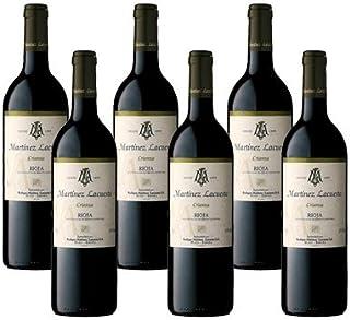Martinez Lacuesta Crianza - Vino Tinto - 6 Botellas