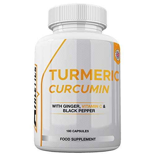 Turmeric Capsules High Strength