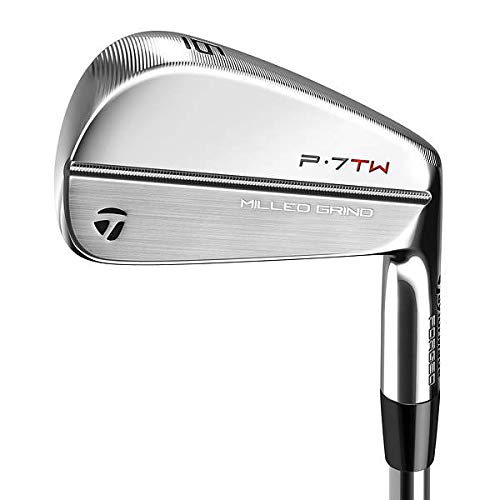 Why Choose TaylorMade P7TW Iron Set 3-PW Dynamic Gold Tour Issue S400 Steel Stiff Right Handed 38.0i...
