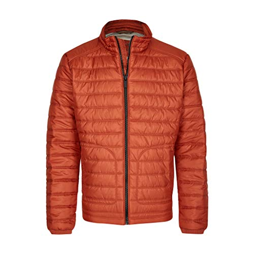 Calamar Herren Light-Weight-Steppjacke Jacke, Orange (Orange 67), XX-Large