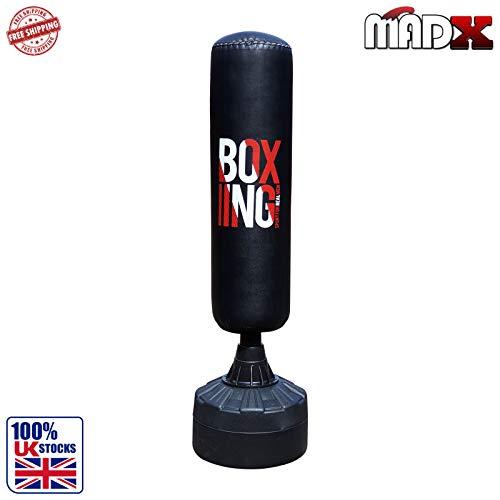 MADX–Saco pesados boxeo saco de boxeo de cadena Kickbag kick boxing MMA