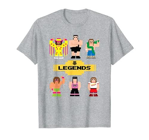 WWE 8-Bit Legends T-Shirt