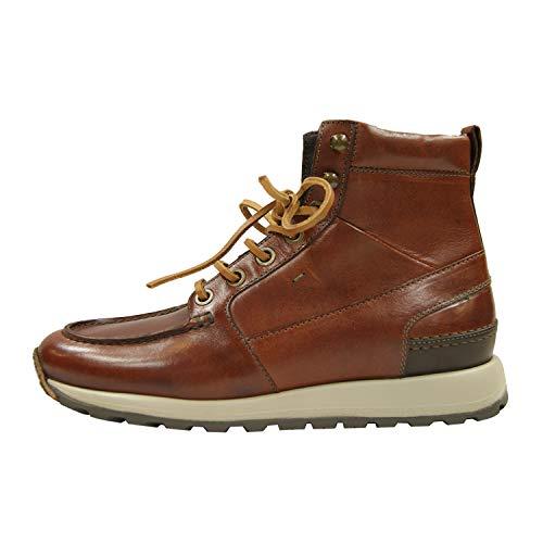 Santoni Boots Sneakers Braun MBVA13464RATQTCET50 (41 EU, Cognac)